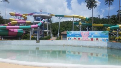 Pink Elephant Water Park