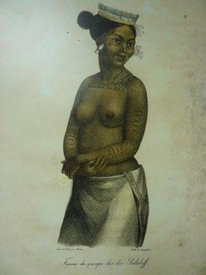 Tatoo origins