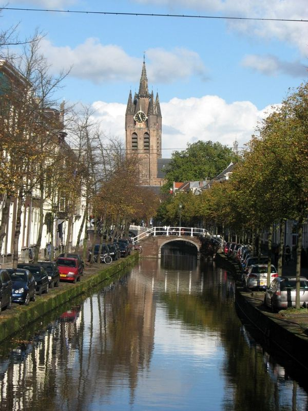 Oude Canal - Delft