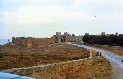 Chellah - Rabat - Morocco - Rabat