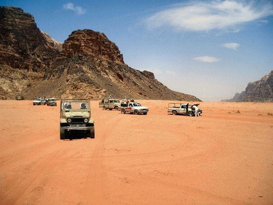 Wadi Rum - Jordan - Jordan