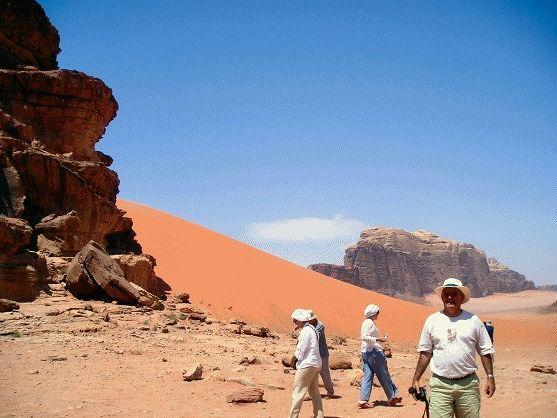 Dunes - Wadi Rum - Jordan - Jordan
