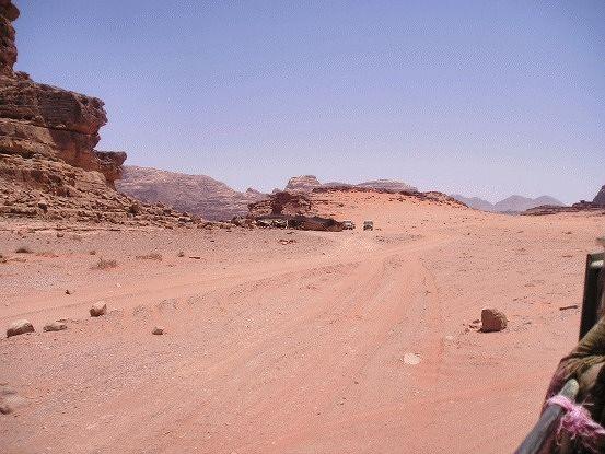 Tea time - Wadi Rum - Jordan - Jordan