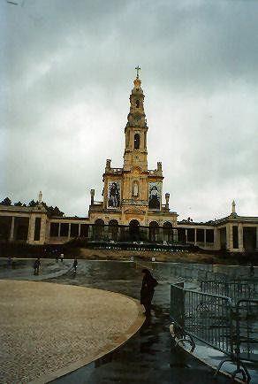 Fatima - Alcobaça
