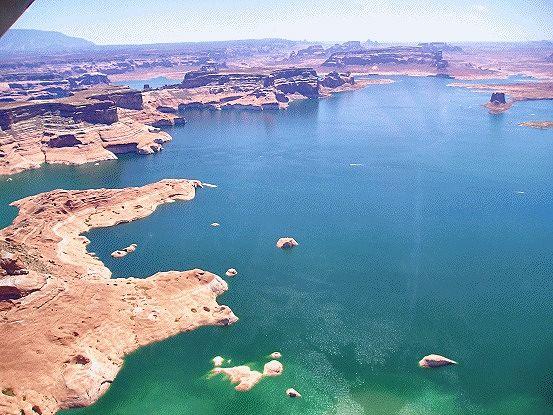 Lake Powell - USA - Grand Canyon