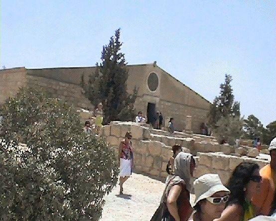 Mount Nebo - Jordan - Jordan