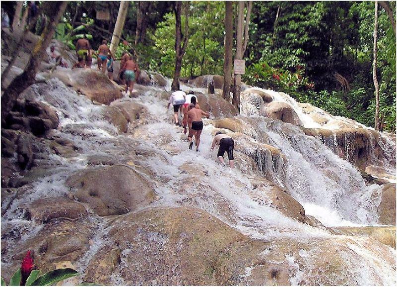 Dunn's River - Ocho Rios - Negril