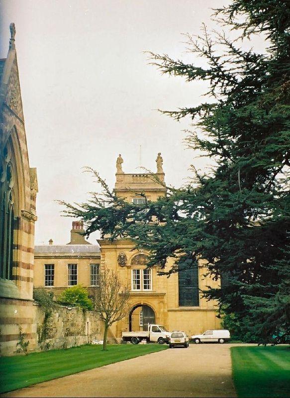 Oxford - UK - United Kingdom