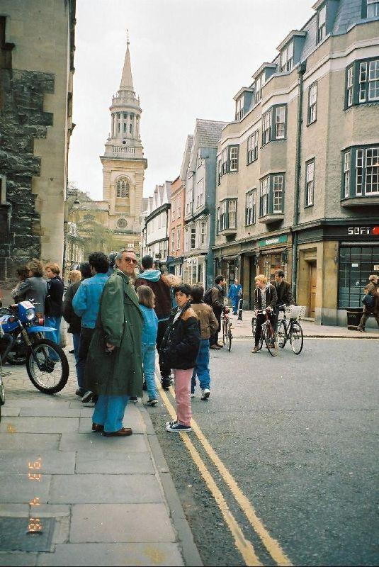 Oxford - UK - Oxford