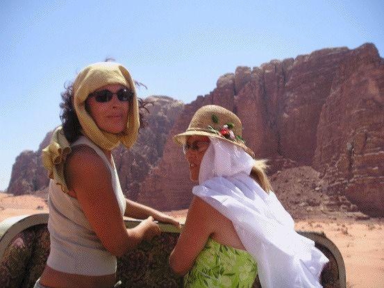 Portuguese bedouins - Wadi Rum - Jordan - Jordan