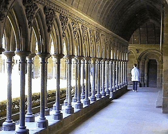 Mont St Michel - France - Mont Saint Michel