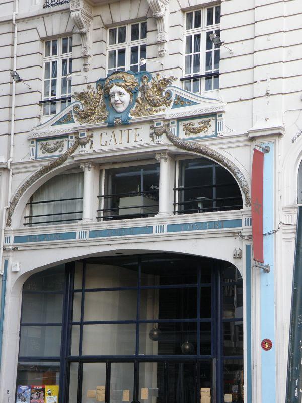La Gaité - Brussels - Brussels