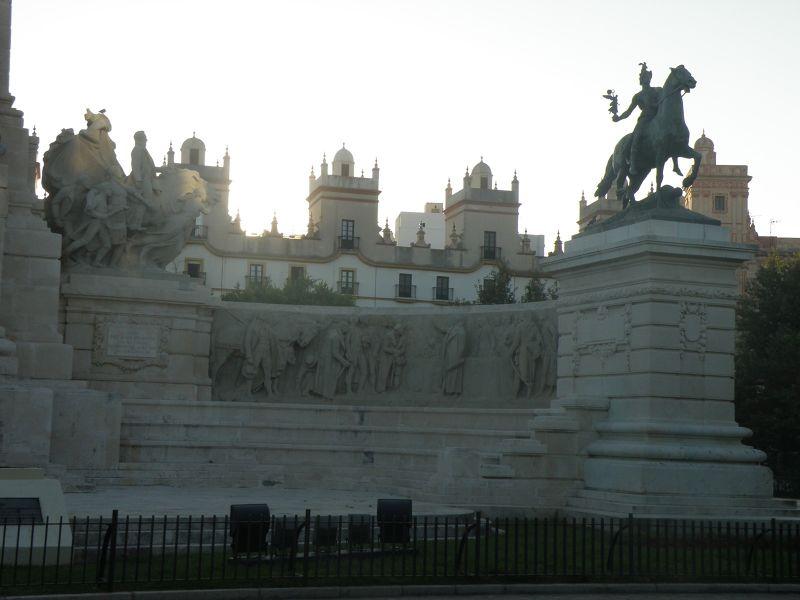 Plaza de Espana - Cadiz - Cadiz