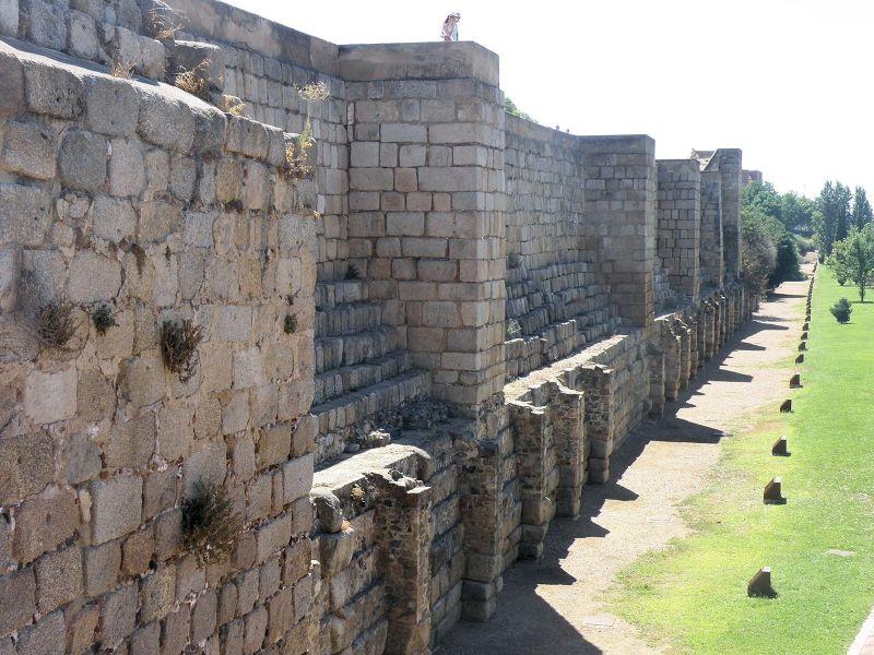 Alcazaba - Mérida - Mérida