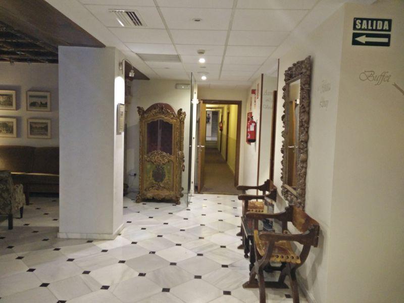 Murillo hotel - Seville - Sevilla