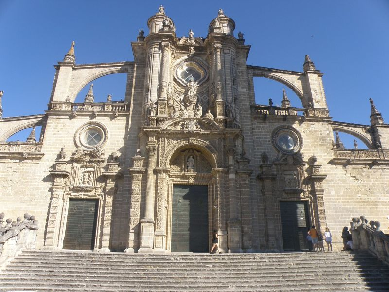 Cathedral - Jerez de la Frontera - Jerez de la Frontera