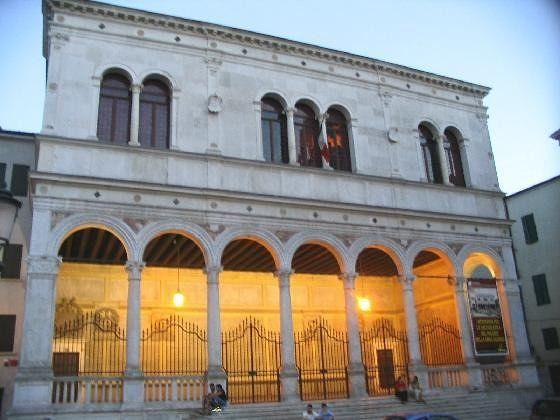 Loggia della Gran Guardia - Padova