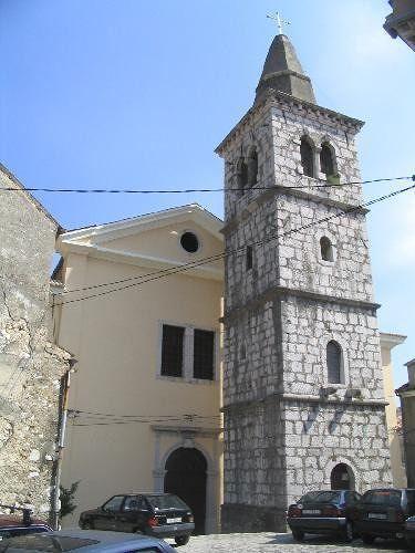 The church - Bakar