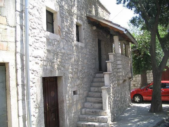 Rekonstruirana stara kamena kuca - Novi Vinodolski