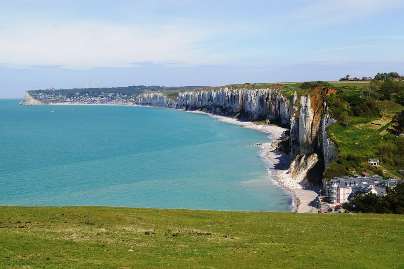 Cliffs of Normandy - Yport