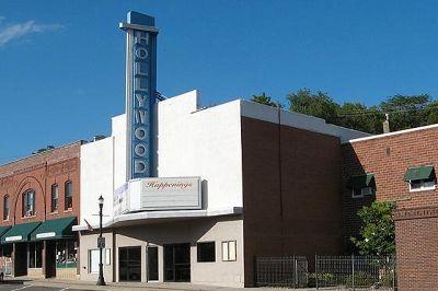 Hollywood Theater, Montevideo, Minnesota, US 2008 - Montevideo