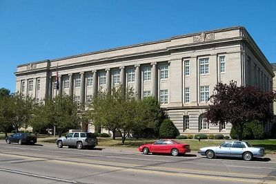 Douglas County Courthouse, Superior, Wisconsin, US - Superior