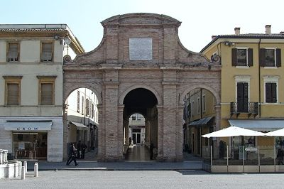 Vecchia Pescheria, Rimini, Italy 2012 - Rimini