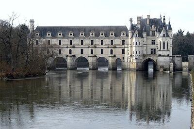 Chateau de Chenonceau, France 2015 - Chenonceau