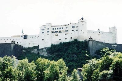 Festung Hohensalzburg, Salzburg, Austria 2000 - Salzburg