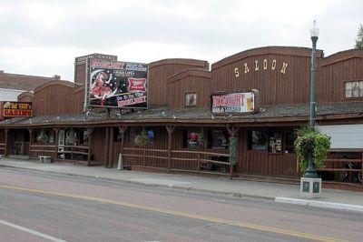 Saloon, Mitchell, South Dakota, US 2015 - Mitchell