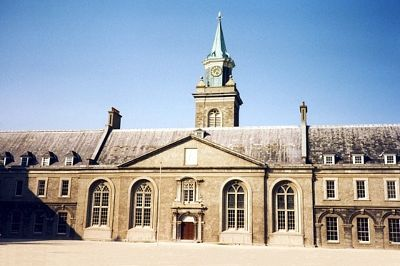 Royal Hospital Kilmainham, Dublin, Ireland 1997 - Dublin
