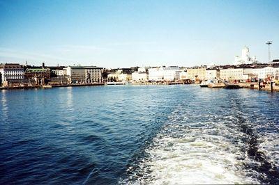 Eteläsatama, Helsinki, Finland 2000 - Helsinki