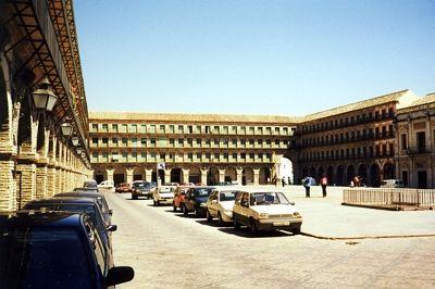 Plaza de la Corredera, Cordoba, Spain 1998 - Córdoba