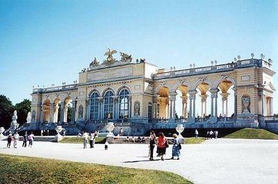 Gloriette, Vienna, Austria 2000 - Schönbrunn