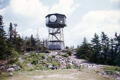 Mount Blue State Park, Maine, US 1976 - Mount Blue State Park