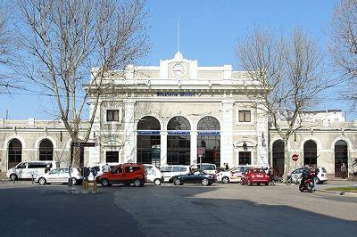 Stazione di Rimini, Rimini, Italy 2012 - Rimini