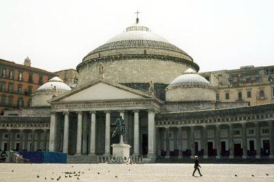 San Francesco di Paola, Naples, Italy 2001 - Naples