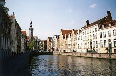 Spiegelrei, Brugge, Belgium 2004 - Brugge