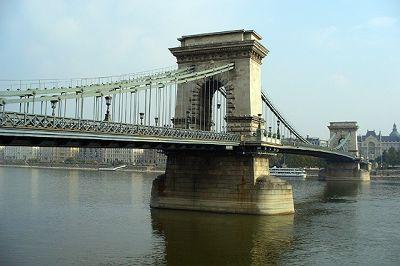 Chain Bridge, Budapest, Hungary 2006 - Budapest