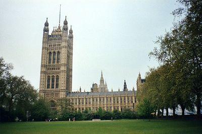 Victoria Tower, London, UK 2003 - London