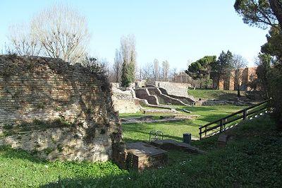 Anfiteatro Romano, Rimini, Italy 2012 - Rimini