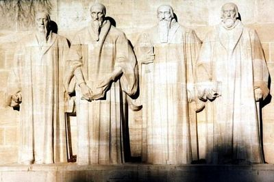 Reformation Wall, Geneva, Switzerland 1998 - Geneva