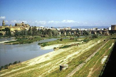 Rio Guadalquivir, Córdoba, Spain 1998 - Córdoba
