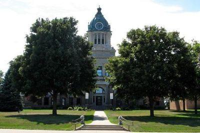 Martin County Courthouse, Fairmont, Minnesota 2008 - Fairmont