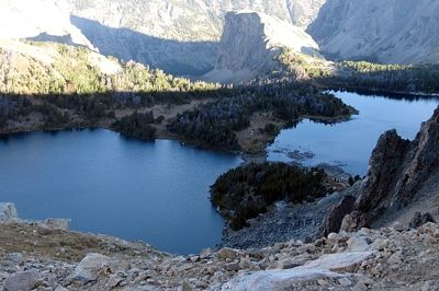 Twin Lakes, Beartooth Highway, WY, US 2015 - Silver Gate