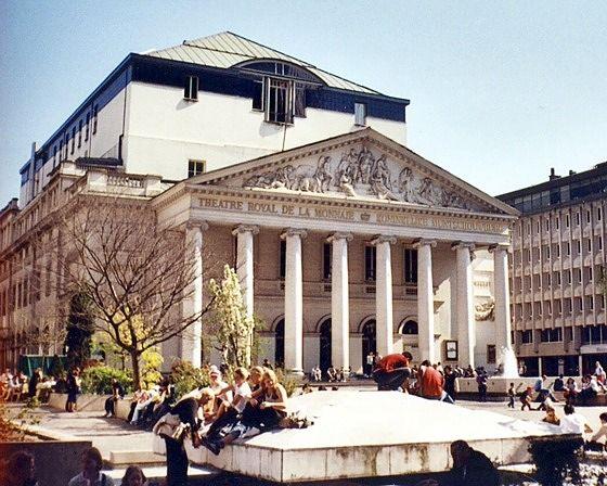 Theatre Royal, Brussels, Belgium 2003 - Brussels