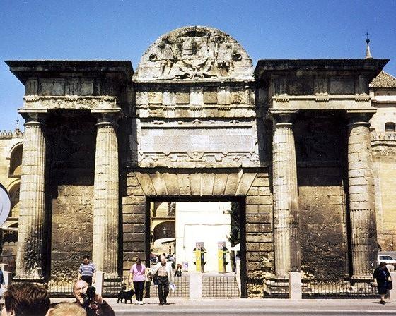 Puerta del Puente, Cordoba, Spain 1998 - Córdoba