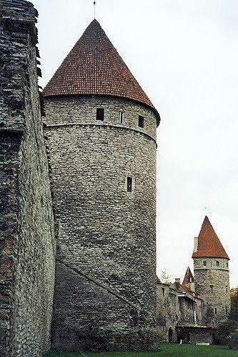 Koismae Tower, Tallinn, Estonia 2000 - Tallinn