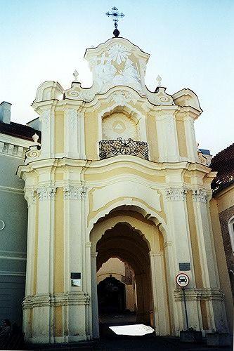Holy Trinity Gate, Vilnius, Lithuania 2000 - Vilnius