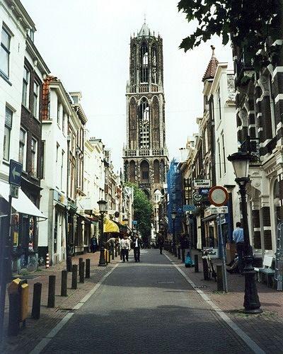 Domtoren, Utrecht, Netherlands 2003 - Utrecht